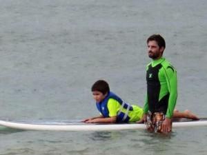 Kalel Surfing
